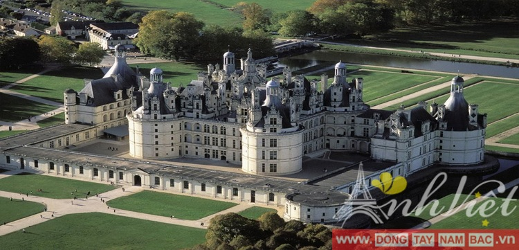 Lâu đài Chambord / Pháp
