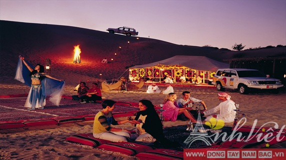 Tour du lịch Dubai 5 Ngày