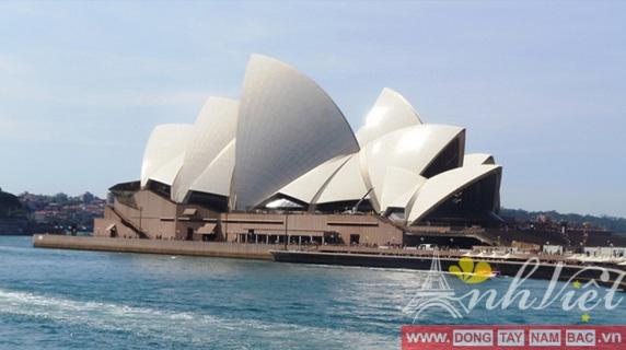 Tour du lịch Úc Melbourne – Canberra – Sydney 7 Ngày